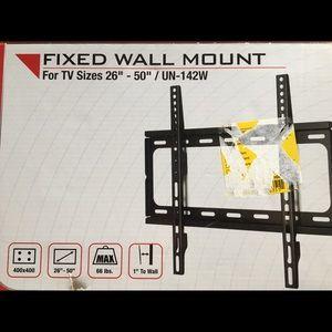UNO Fixed Wall Mount